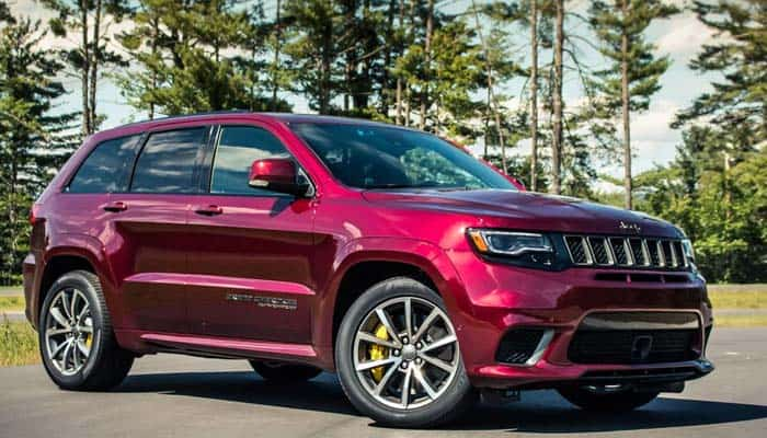 2018 Jeep Grand Cherokee Trackhawk Review Global Cars Brands
