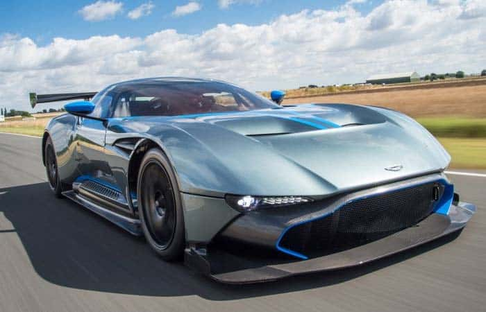 Aston Martin Vulcan >> 2018 Aston Martin Vulcan Review Global Cars Brands