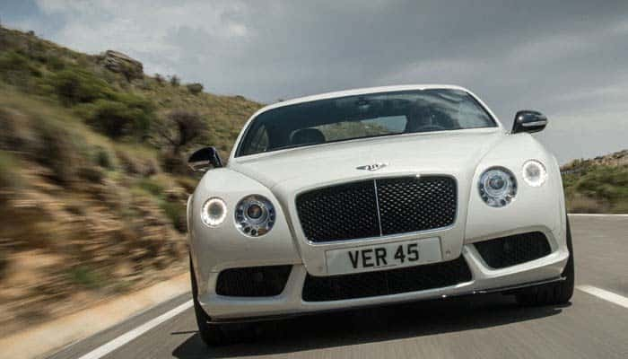 2018 Bentley Continental Gt V8 S Review Global Cars Brands