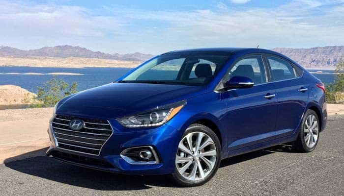 Hyundai Accent 13 Mpg >> 2018 Hyundai Accent Review Global Cars Brands