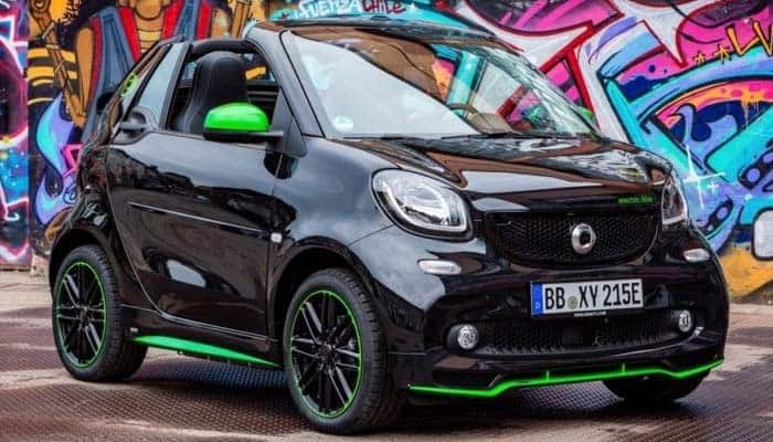 2018 Smart Fortwo Review