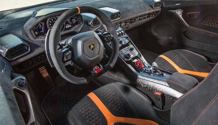2018 lamborghini huracan performante review global cars brands. Black Bedroom Furniture Sets. Home Design Ideas