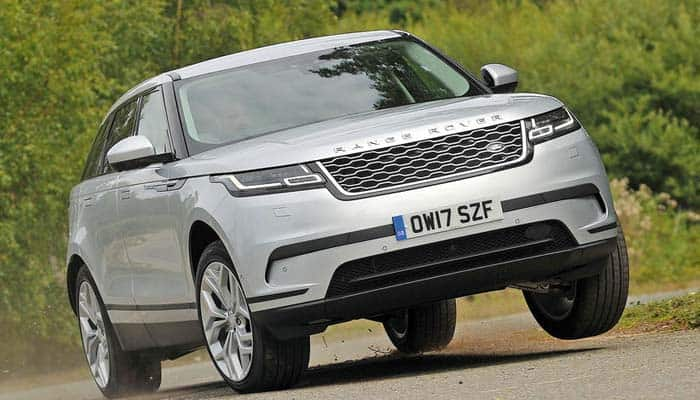 2018 range rover velar review global cars brands. Black Bedroom Furniture Sets. Home Design Ideas