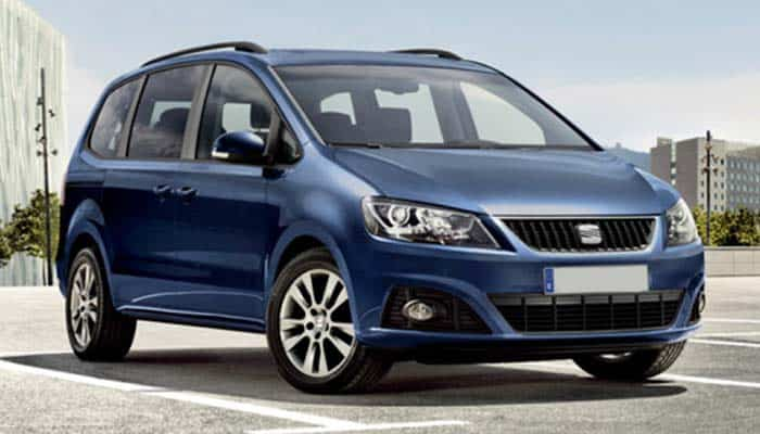 2018 seat alhambra review global cars brands. Black Bedroom Furniture Sets. Home Design Ideas