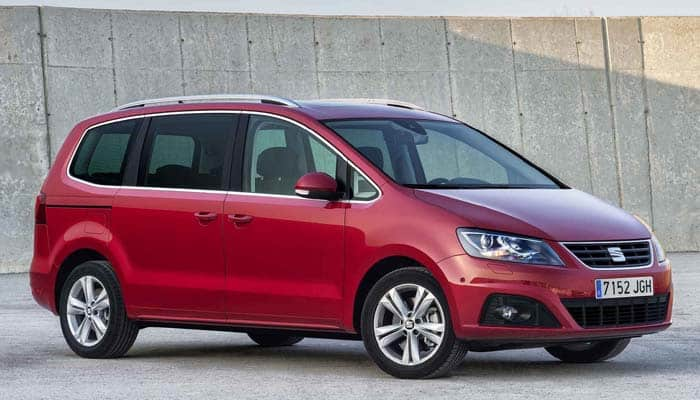 Seat Alhambra Overview