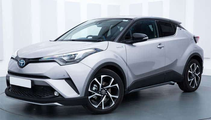 2018 toyota c-hr review - global cars brands