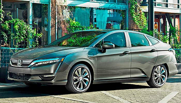 Honda Fcx Clarity Electric Cars And Hybrid Vehicle Green Energy