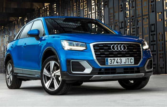 2018 audi q2 review global cars brands. Black Bedroom Furniture Sets. Home Design Ideas