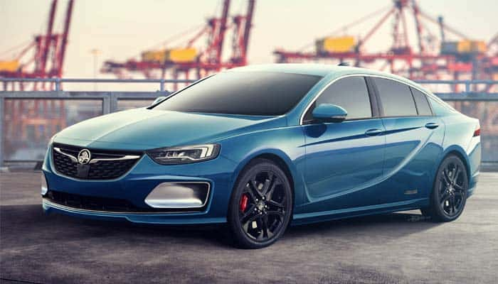 2018 Holden Commodore Review Global Cars Brands