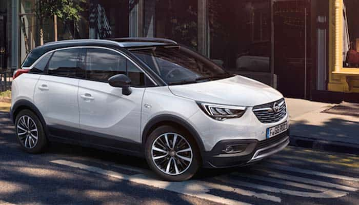 2018 opel crossland x review global cars brands. Black Bedroom Furniture Sets. Home Design Ideas