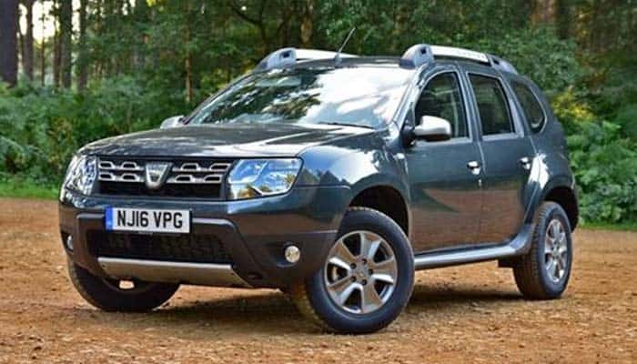 2018 Dacia Duster Review Global Cars Brands