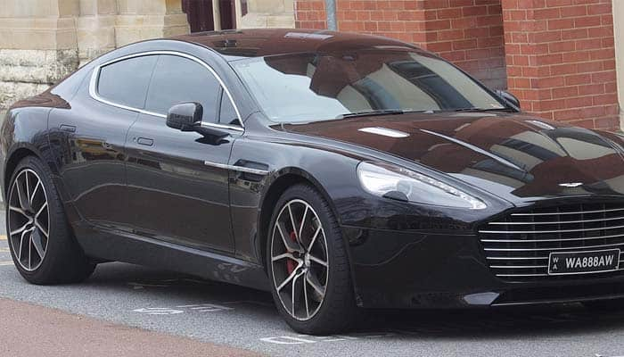2019 Aston Martin Rapide S Review - Global Cars Brands