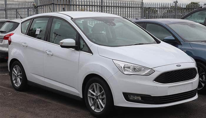 2019 Ford C Max