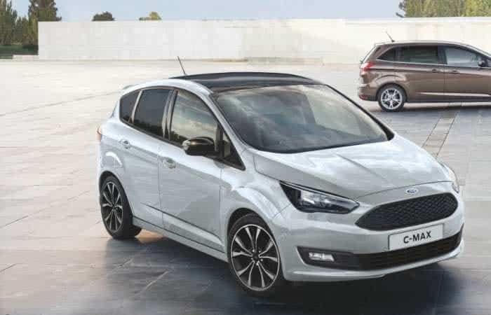 2019 Ford C Max Review