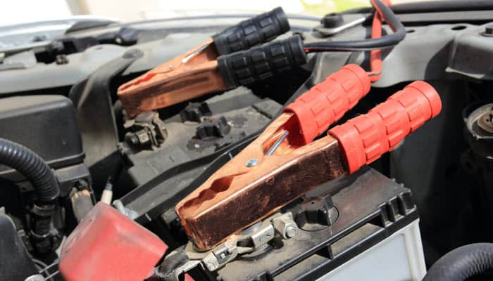 how to get corrosion off of a car battery
